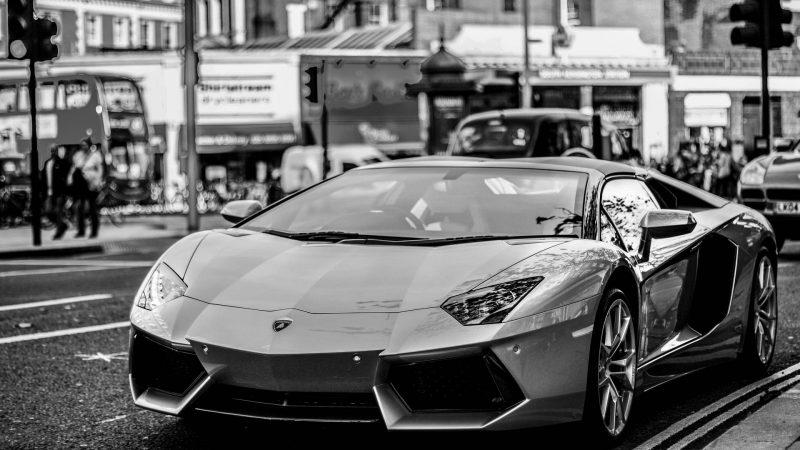 La nouvelle Lamborghini Countach : rupture de stock
